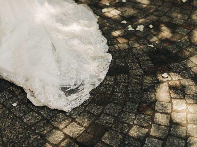 Le mariage de Nicolas et Lydie à La Garde, Var 70