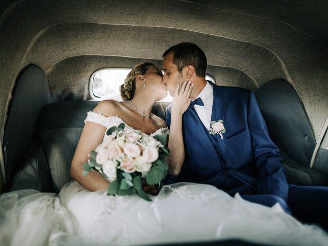 Le mariage de Nicolas et Lydie à La Garde, Var 73