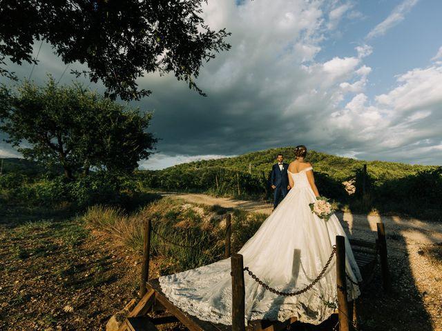 Le mariage de Nicolas et Lydie à La Garde, Var 80