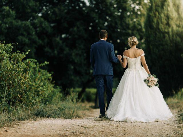 Le mariage de Nicolas et Lydie à La Garde, Var 81