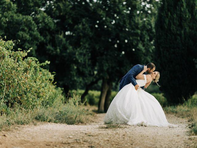 Le mariage de Nicolas et Lydie à La Garde, Var 83