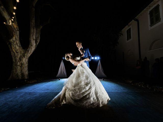 Le mariage de Nicolas et Lydie à La Garde, Var 90