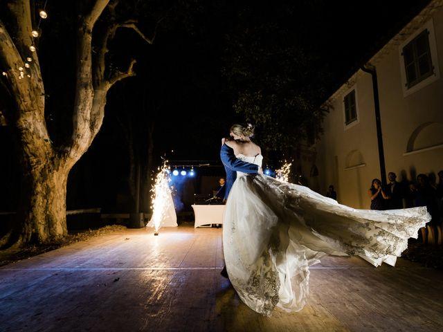 Le mariage de Nicolas et Lydie à La Garde, Var 91