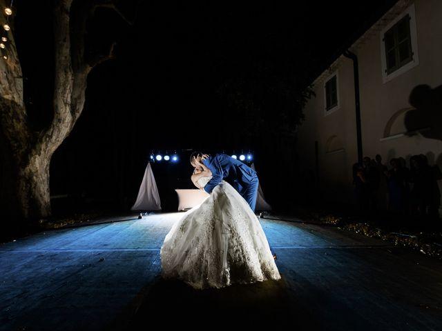 Le mariage de Nicolas et Lydie à La Garde, Var 92