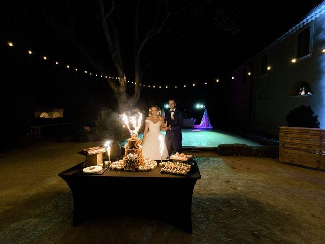 Le mariage de Nicolas et Lydie à La Garde, Var 93