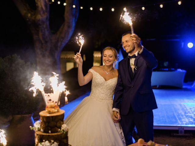 Le mariage de Nicolas et Lydie à La Garde, Var 95