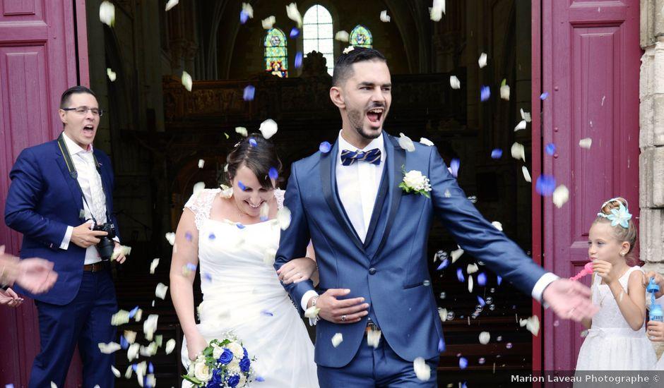 Le mariage de Julien et Charlotte à Appoigny, Yonne