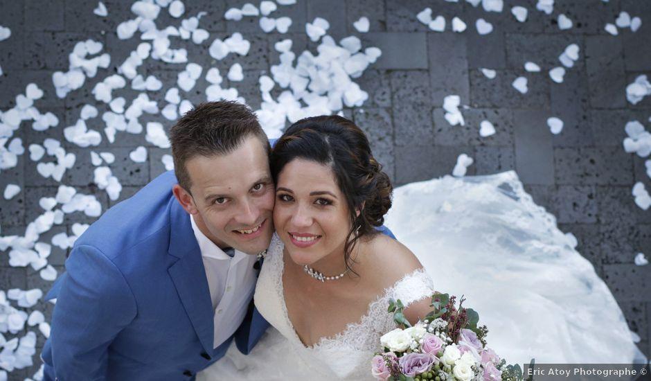 Le mariage de Vincent et Aurore à Saint-Joseph, La Réunion