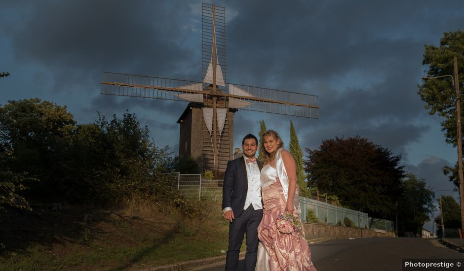 Le mariage de Jeremy et Marion à Courbevoie, Hauts-de-Seine