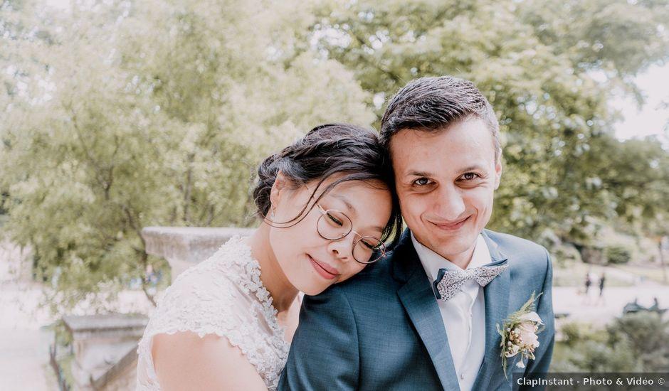Le mariage de Alexandre et Julie à Bois-Colombes, Hauts-de-Seine