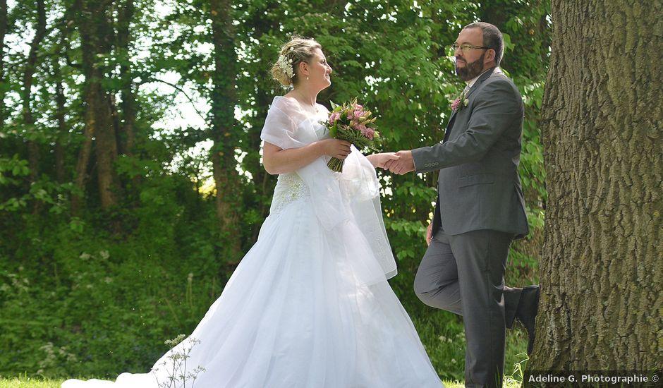 Le mariage de Benoît et Céline à Magny-la-Fosse, Aisne