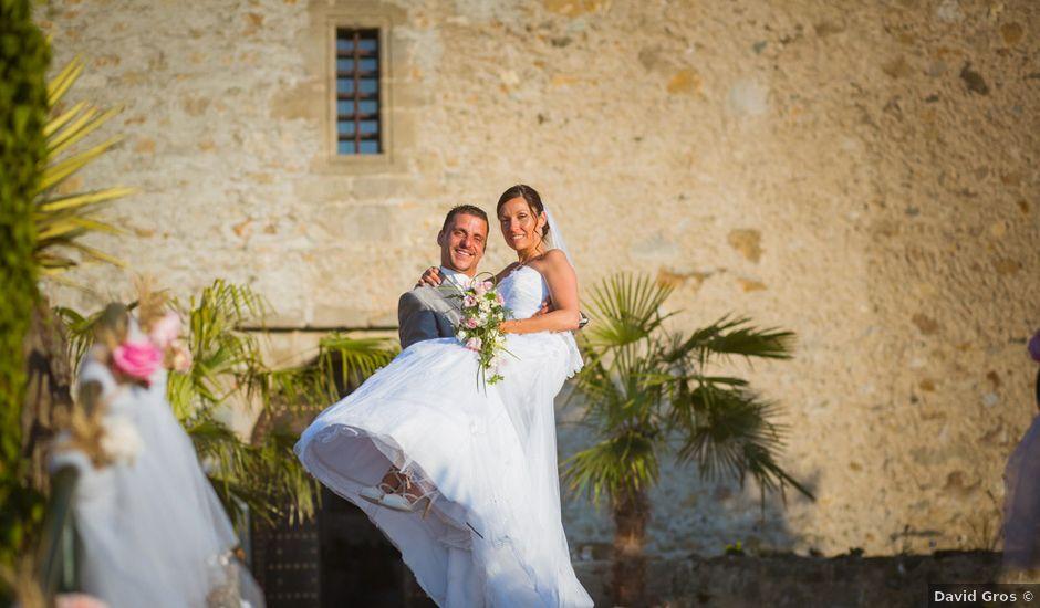 Le mariage de Geoffroy et Céline à Draillant, Haute-Savoie