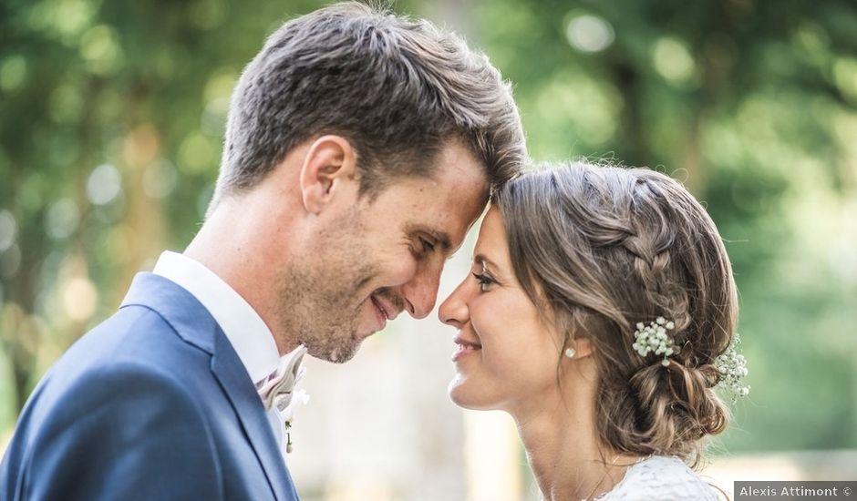 Le mariage de Matthias et Carole à Mareuil-sur-Ay, Marne
