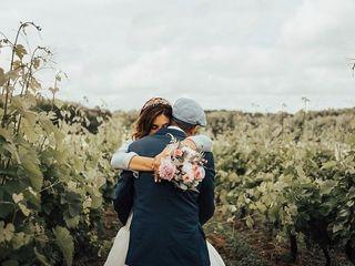 Le mariage de Daniel et Julie à Pompignac, Gironde 7