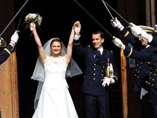 Le mariage de Virginie et Antoine