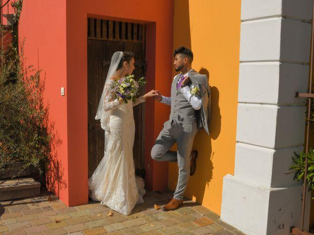 Le mariage de Roche-thynn et Lucie à Vonnas, Ain 14