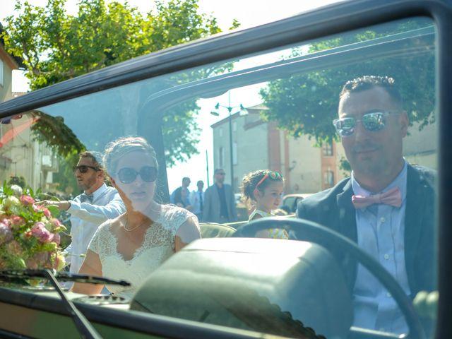 Le mariage de Pierre et Gaëlle à Carbonne, Haute-Garonne 5