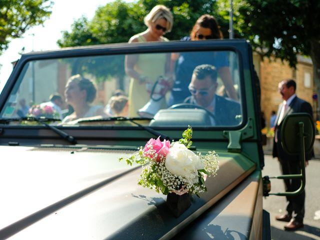 Le mariage de Pierre et Gaëlle à Carbonne, Haute-Garonne 6