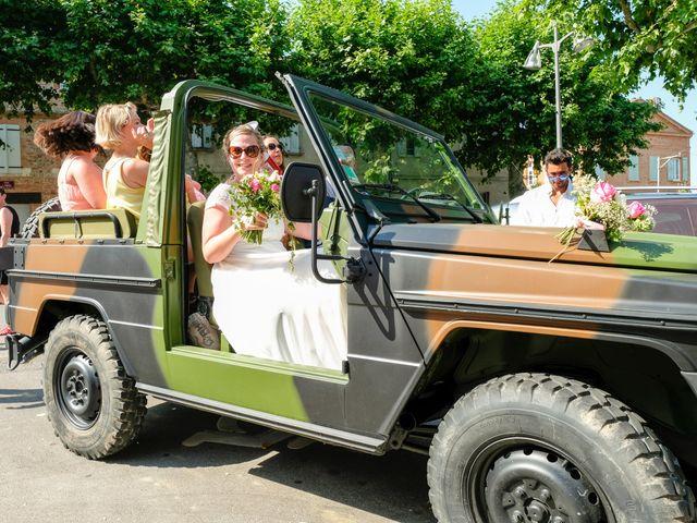 Le mariage de Pierre et Gaëlle à Carbonne, Haute-Garonne 8