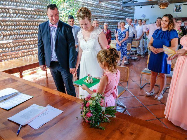Le mariage de Pierre et Gaëlle à Carbonne, Haute-Garonne 11