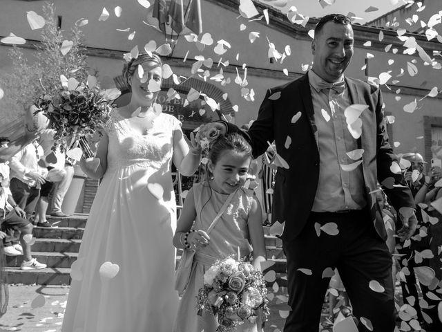 Le mariage de Pierre et Gaëlle à Carbonne, Haute-Garonne 15