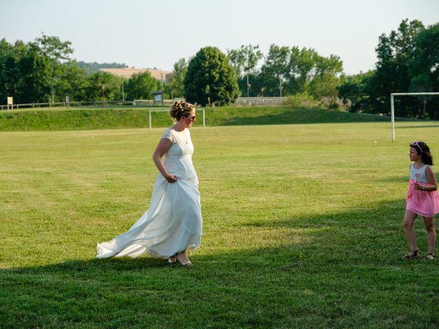 Le mariage de Pierre et Gaëlle à Carbonne, Haute-Garonne 17