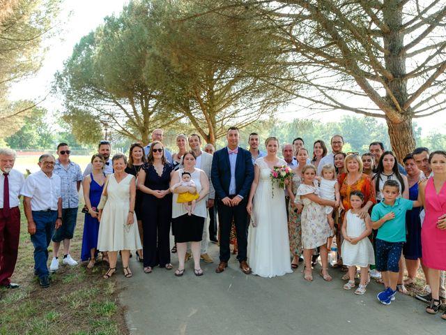 Le mariage de Pierre et Gaëlle à Carbonne, Haute-Garonne 20