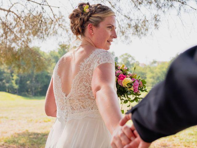 Le mariage de Pierre et Gaëlle à Carbonne, Haute-Garonne 23