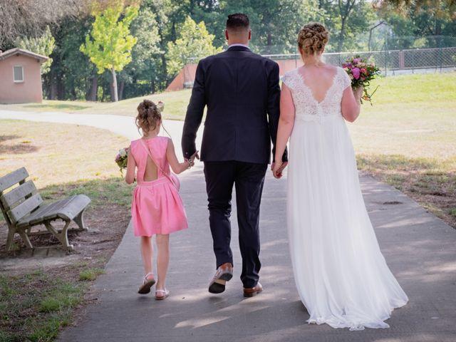 Le mariage de Gaëlle et Pierre