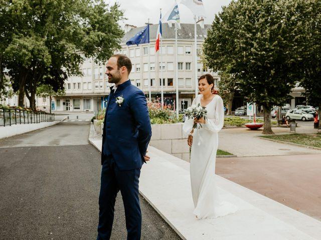 Le mariage de Quentin et Lolita à Saint-Nazaire, Loire Atlantique 14