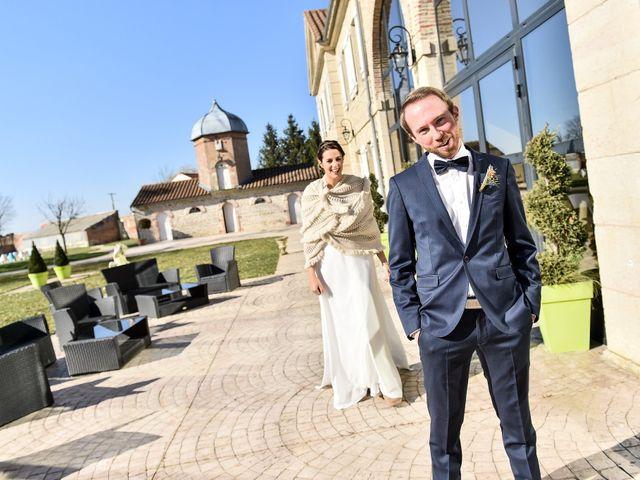 Le mariage de Thibaut et Aurélie à Trouhans, Côte d'Or 18