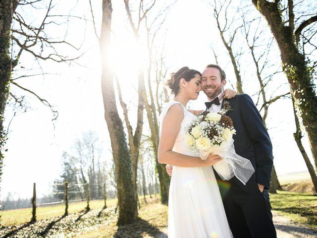 Le mariage de Aurélie et Thibaut