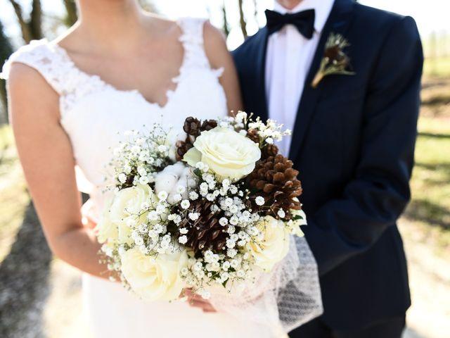 Le mariage de Thibaut et Aurélie à Trouhans, Côte d'Or 21