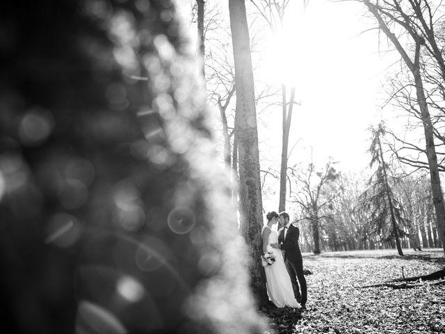Le mariage de Thibaut et Aurélie à Trouhans, Côte d'Or 24