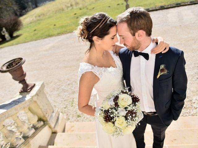 Le mariage de Thibaut et Aurélie à Trouhans, Côte d'Or 25