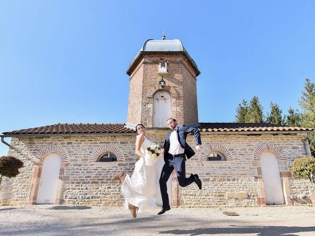 Le mariage de Thibaut et Aurélie à Trouhans, Côte d'Or 28