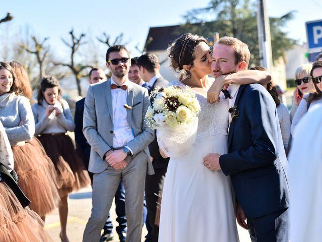 Le mariage de Thibaut et Aurélie à Trouhans, Côte d'Or 35