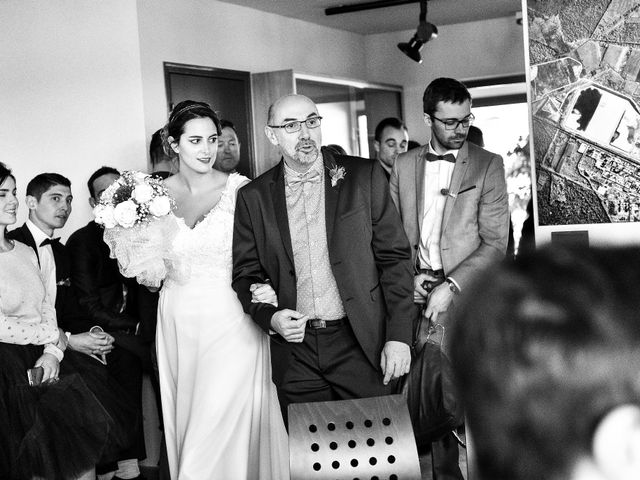 Le mariage de Thibaut et Aurélie à Trouhans, Côte d'Or 37