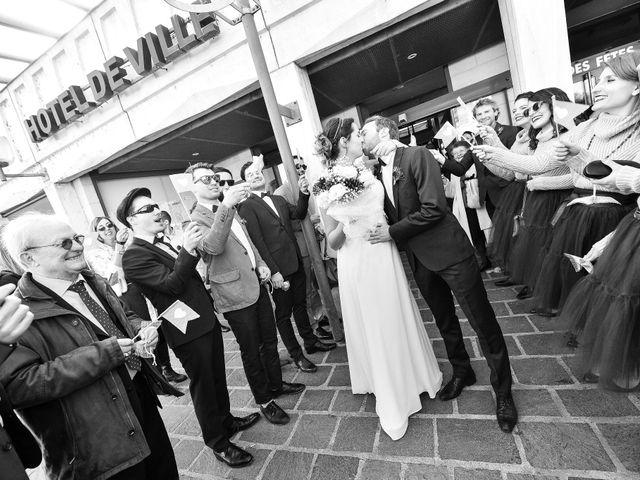 Le mariage de Thibaut et Aurélie à Trouhans, Côte d'Or 45