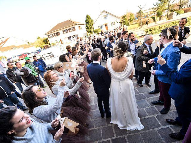Le mariage de Thibaut et Aurélie à Trouhans, Côte d'Or 46