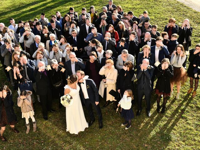 Le mariage de Thibaut et Aurélie à Trouhans, Côte d'Or 51