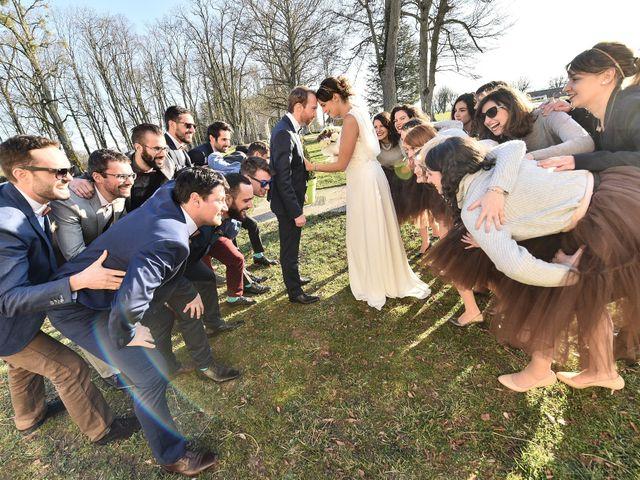 Le mariage de Thibaut et Aurélie à Trouhans, Côte d'Or 55