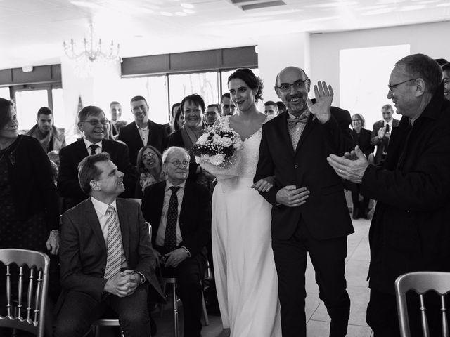 Le mariage de Thibaut et Aurélie à Trouhans, Côte d'Or 63