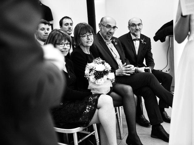 Le mariage de Thibaut et Aurélie à Trouhans, Côte d'Or 86