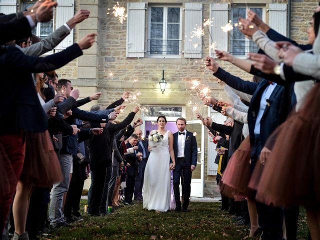 Le mariage de Thibaut et Aurélie à Trouhans, Côte d'Or 91
