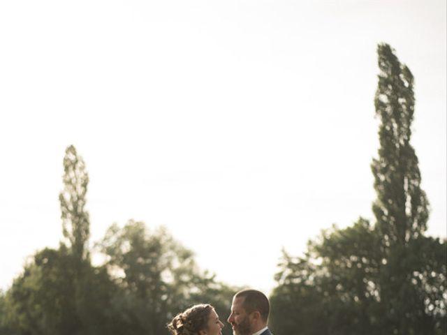 Le mariage de Thierry et Aurélie à Mezel, Puy-de-Dôme 3