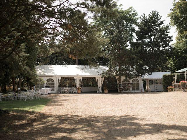 Le mariage de Thierry et Aurélie à Mezel, Puy-de-Dôme 29