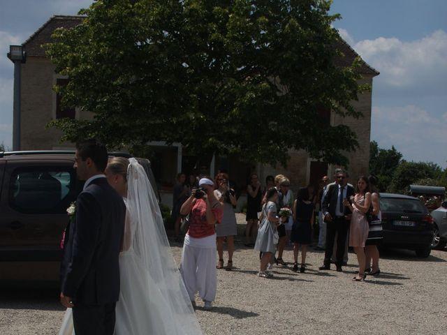 Le mariage de Marielle et Damien à Sainte-Marthe, Lot-et-Garonne 14