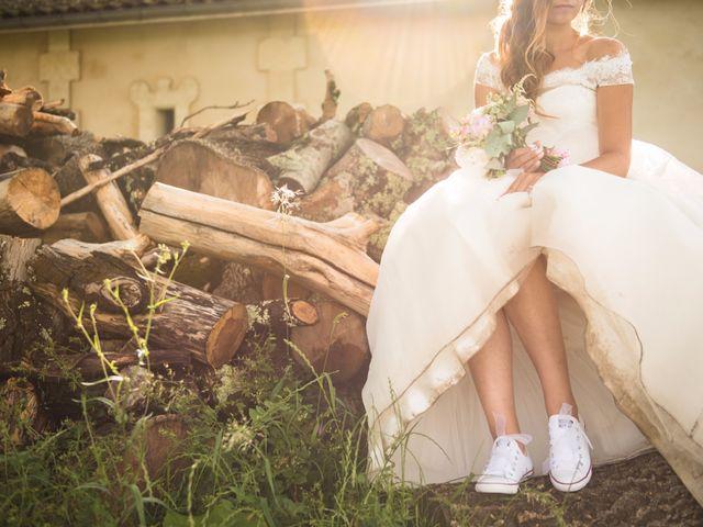 Le mariage de Daniel et Julie à Pompignac, Gironde 3