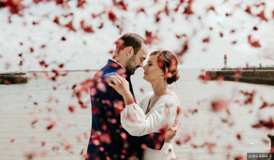 Le mariage de Quentin et Lolita à Saint-Nazaire, Loire Atlantique